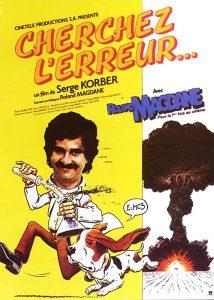 Cherchez l'erreur, film de Serge Korber