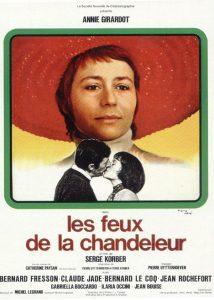 Les feux de la chandeleur, film de Serge Korber