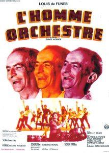 L'Homme orchestre, film de Serge Korber