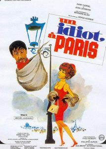 Un idiot à Paris, film de Serge Korber